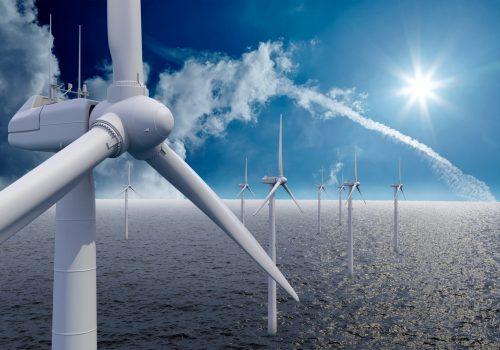 Offhsore windfarm